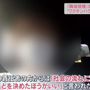 【悲報】ワクチンハラスメント、爆誕する
