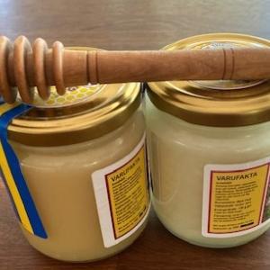 裏の家が養蜂業/今日ははちみつの日