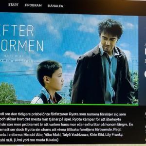 また邦画を観た/Efter  stormen(After the Storm)
