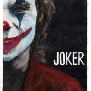 「JOKER」映画ポスター
