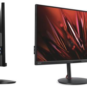 【4K120fps・HDMI2.1対応】Acer Nitro XV282K KVが発表!