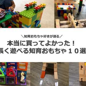 買ってよかった長く遊べる知育おもちゃ10選!知育玩具マニアが紹介