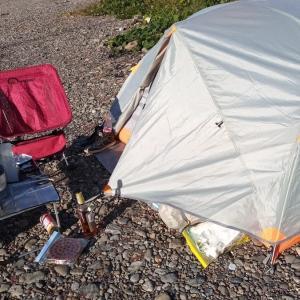 和歌山でキャンプツーリング(その2)