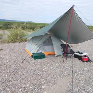 和歌山の無料キャンプ場(竹房橋)にキャンプに行ってきました