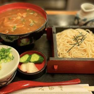 【神戸・元町】昔ながらのお蕎麦屋さん:田舎そばみゆき