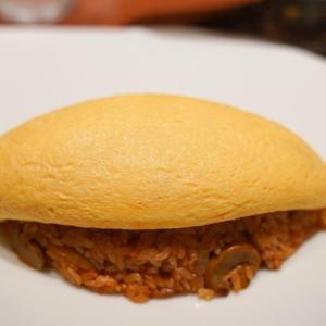 【神戸・元町】昼夜オムライス食べ比べ:ラミ(L'Ami)