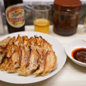 【神戸・元町】餃子とビールだけの店:ひょうたん