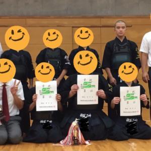 剣道&居合道三昧の週末
