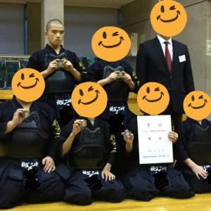 『第第57回 埼玉県中学校剣道新人体育大会(団体の部)