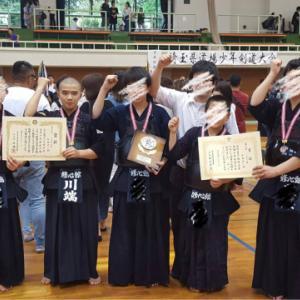 第46回 埼玉県道場少年剣道大会