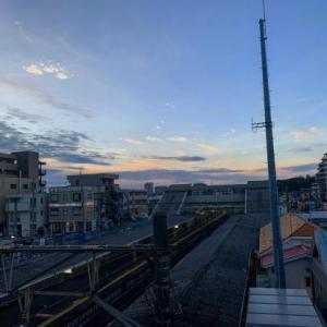 Evening sky 12