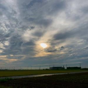 Morning sky 11(暫くの間)