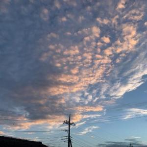 Evening sky 38