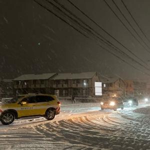 福岡も雪です その2