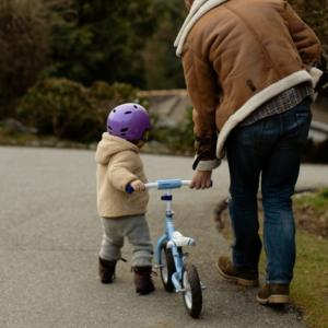【どっちにする?】ランニングバイクと補助輪付き自転車【子供の自転車】