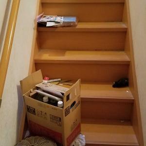 階段 パートナーお泊まり