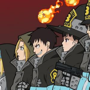 Fire Force - Season 2 Episode 24 : Signs of Upheaval