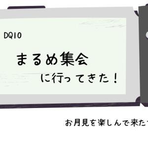 DQ10 まるめ集会に行ってきた!
