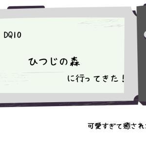 DQ10 ひつじの森に行ってきた!