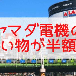 【2021年】ヤマダホールディングスの株主優待~ヤマダ電機のお買物券がもらえる~