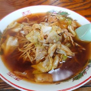 栃木の旅〈7〉思い出のスープ入り焼きそばを食す