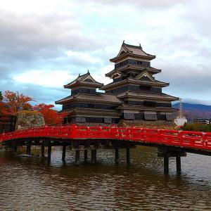 長野1泊2日 車の旅 2日目 (2020年11月)
