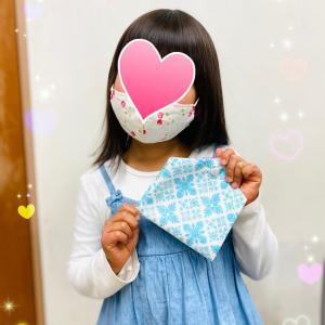 4月7日の練馬こども手芸会☆きれいなマスクケース!