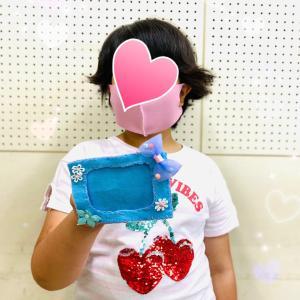 Yちゃんの可愛いフォトフレーム(6月9日完成)