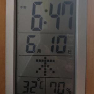 お暑ぅございます(追記あり)