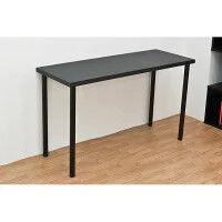 フリーテーブル(作業台/パソコンデスク) スチール脚 幅120cm×奥行き45cm