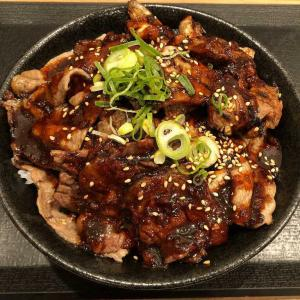 6種類の焼肉がドッサリ乗った最高の特盛肉丼【肉劇場・新大久保】