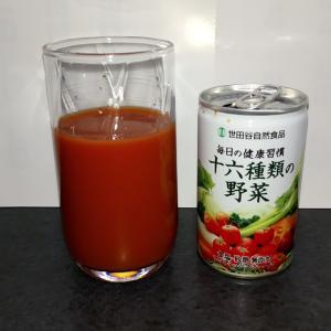 果物が入っていない野菜ジュース