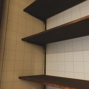 廊下の収納DIY