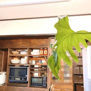 キッチンボード上DIY ②