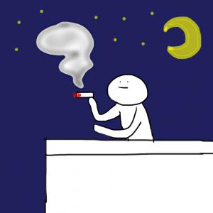今日はタバコの日