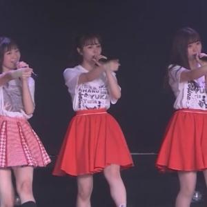 NGT48 5周年記念公演 後半部分