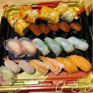 「夕」また、はま寿司