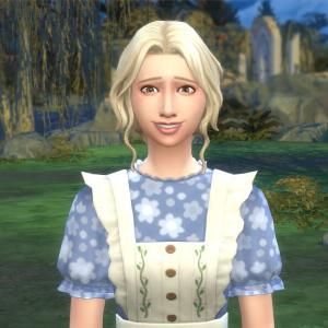 【農家のお姫様(嘘)#3】姫、ついに動物に手を出す