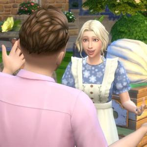 【農家のお姫様(嘘)#17】巨大作物とエミリーの夢