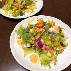 【kit Oisix】10品目のカラフルチョップドサラダを作った感想