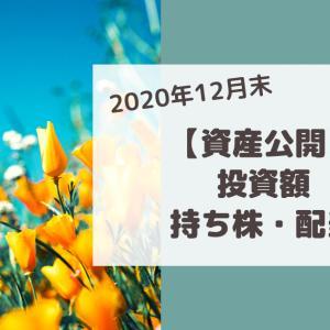 【資産運用実績公開】兼業主婦の投資状況【2020年12月末】