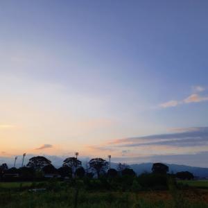 夜明けの小道✨