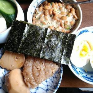 今日の朝食&昼食(42/181)