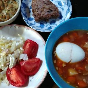 今日の朝食【減っていく気配?】(52/181)