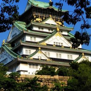 大阪城までランニング。9kmJOGプラス流し。関西での生活49日目。