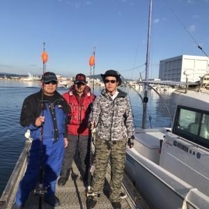 船釣りGO(*⌒▽⌒*)