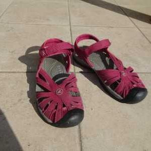 夏に履くサンダルは毎年これです