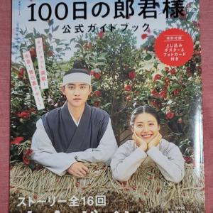 韓ドラ「100日の郎君様」公式ガイドブック中辛感想