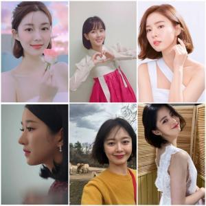 タンバルモリ韓流女優さんを見ながらヘアケア時短について考える
