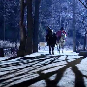 キムスヒョン氏、デビュー14周年おめでとう記念?!★乗馬シーン検証★